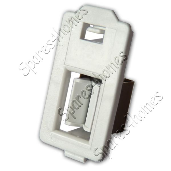 Bauknecht Tumble Dryer Door Catch Lock TRA4120WS-UK, TRA5470, TRAK6460